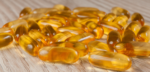 Fish oil helps with the Reduction of anxiety, depression and mood disorders
