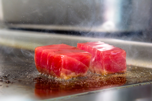 Tuna has one of the best food sources of omega 3's