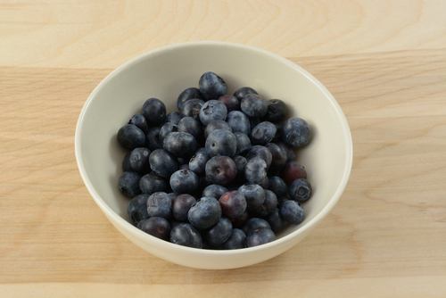blueberries are full of antioxidants