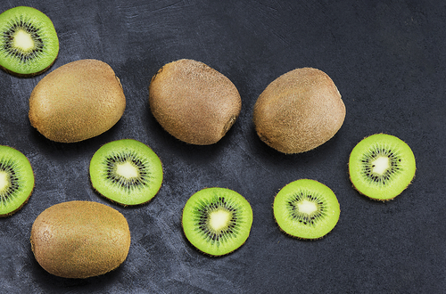 kiwi is known to protect DNA via its high phytonutrient content