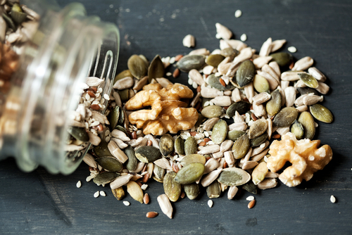 Seeds are not only a good source of calcium, but they also contain a plethora of other important micronutrients