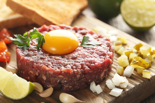 Grass-fed beef offers those same nutrients, along with high levels of beta-carotene