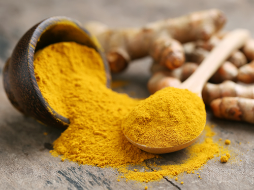 Curcumin is a powerful anti-inflammatory agent, and some studies show that it acts just as effectively as certain anti-inflammatory drugs, without the potential toxicity and side effects