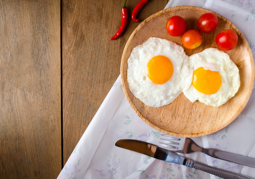 Eating plenty of protein has been shown to boost metabolism