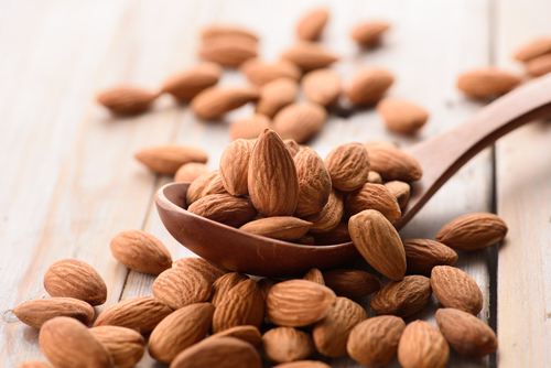 Almonds have a variety of benefits